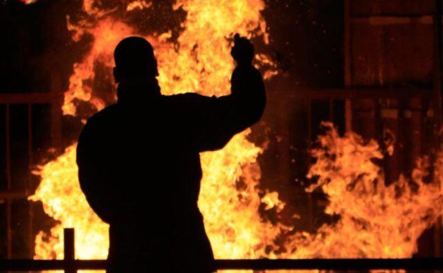 Arson Russian Speaking Chicago Criminal Defense Attorney